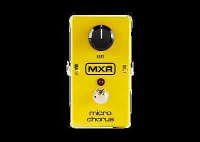 MXR M148 Micro Chorus Guitar Effects Pedal / Stomp Box - BRAND NEW!