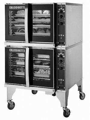 Blodgett HV-100E DBL Full Size Electric Double Hydrovection Oven