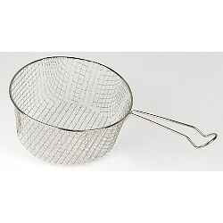 "Pendeford Value Plus Collection Chip Wire Basket To fit 9"" Pan + Tape Measure"