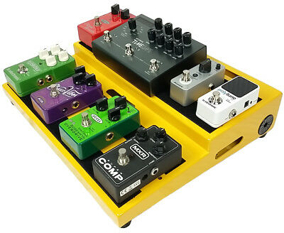 Accel  XTA-15 Pedalboard  Combo for Guitar Effects without Case