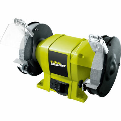 Rockwell ShopSeries Bench Grinder - 150mm, 250W