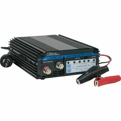 Calibre Battery Charger - Multi-Stage, 12 Volt, 20 Amp
