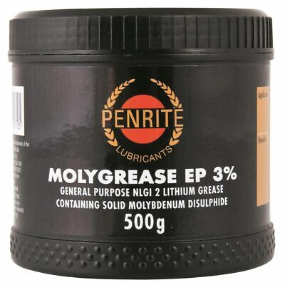 Penrite Moly Grease Tub - 500g