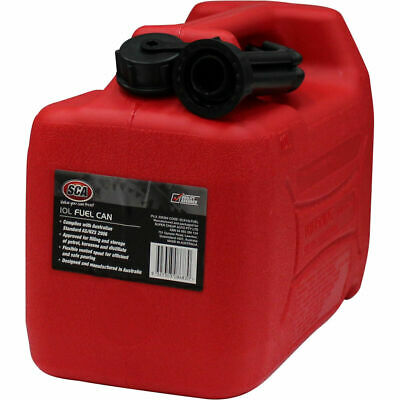 SCA Jerry Can - Petrol, 10 Litre
