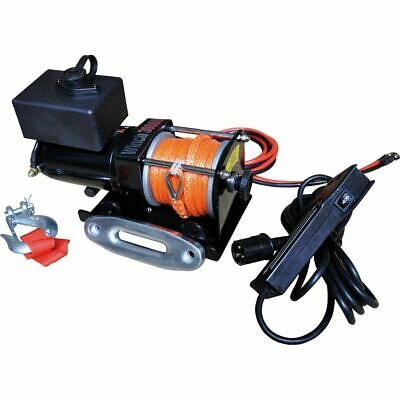 Ridge Ryder Electric Winch - 12 Volt, 3000lb