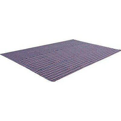 SCA Extra Large Picnic Rug - Blue, 3m x 4m