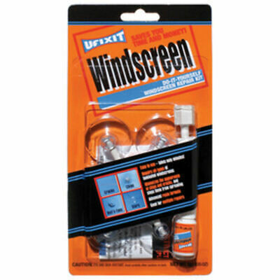 Ufixit Windscreen Repair Kit