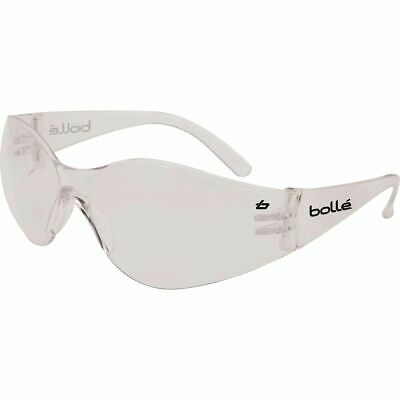 Boll         Safety Glasses - Bandido, Clear