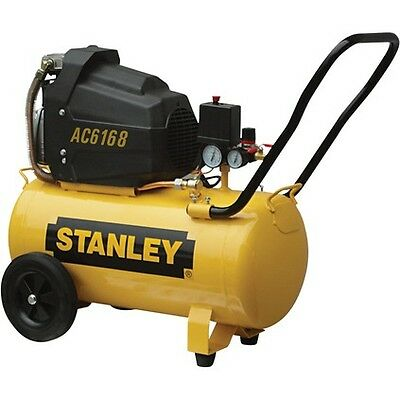Stanley Air Compressor Direct Drive 2.5HP - 155LPM