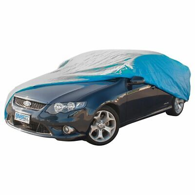 CoverALL Car Cover - Silver Protection, Water Resistant, Suits Extra Large Ve...