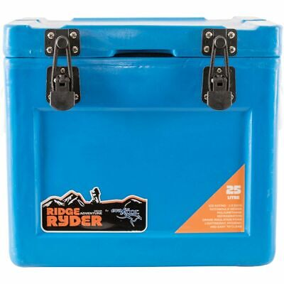 Ridge Ryder by Evakool Ice Box - Blue, 25 Litre