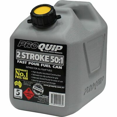 Pro Quip Jerry Can - 2 Stroke, 5 Litre