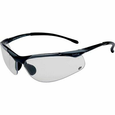 Bolle Sidewinder Eye Protection - Clear/Unisex, OS