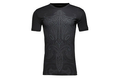 New Zealand All Blacks 2016 Maori All Blacks T Shirt Sizes S-3XL!