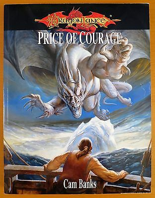 Dragonlance Price of Courage - Dungeons & Dragons 3.5 - Near mint