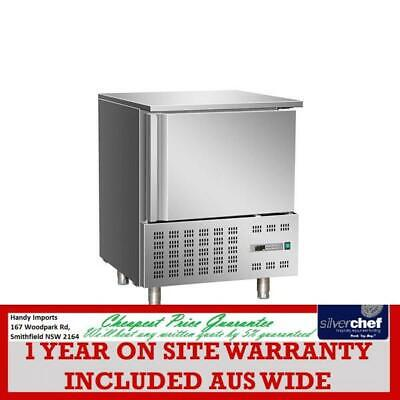 FED commercial kitchen equipment food Blast Chiller Shock Freezer 5 x 1/1 GN D5