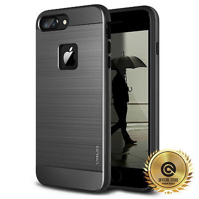 OBLIQ Slim Meta Case Protective SHOCKPROOF Dual Layer for [iPhone 7 / 7 Plus]