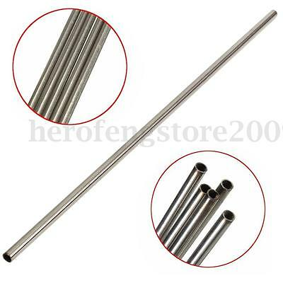 1PC 304 Stainless Steel Capillary Tube Pipe ID Length 500mm OD 10mm x 8mm