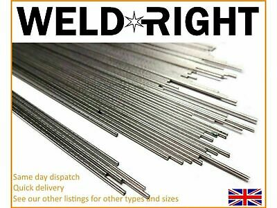 Weldright 30x Stainless Steel ER309Lsi SS Tig Filler Welding Rods - 2.4mm