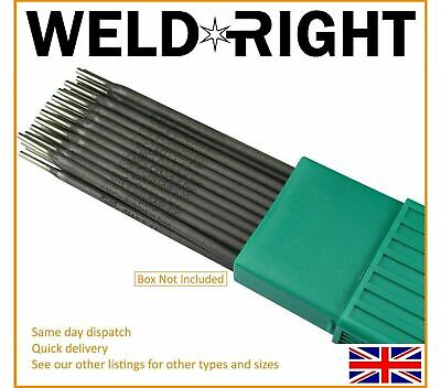 Weldright ENiFe-C1 Ferro Cast Iron Arc Welding Electrodes Rods 2.5mm x 5 Rods