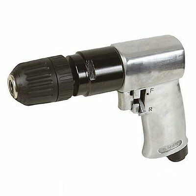 Silverline 793759 Air Drill Reversible, 10 mm