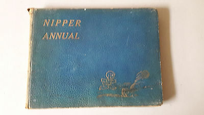 NIPPER ANNUAL 1938 in deluxe binding - Daily Mail - Brian White