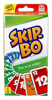 Skip-bo Card Game Free Delivery BRAND NEW
