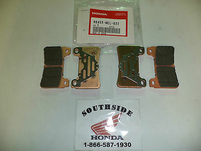 Genuine Honda Brake Pad Sets (2) Front
