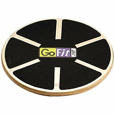Plastic Round Wobble Balance Board by GoFit
