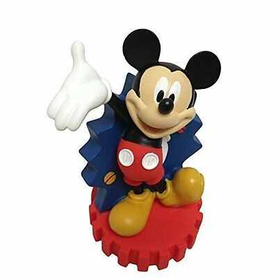 New Disney Mickey Mouse Shape Coin Bank