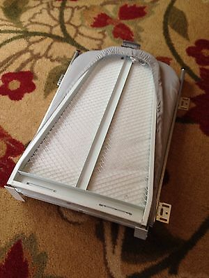 New Retractable In Drawer Pull Out Ironing Board