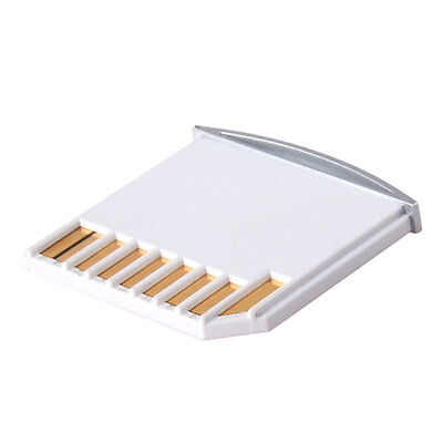 Mini Drive Micro SD Card Adapter Reader TF to Mini SD For Apple MacBook Pro Air