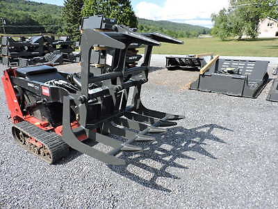 """New CID Xtreme Heavy Duty Root Grapple 44"""" Toro Dingo Boxer Ditchwitch Vermeer!"""
