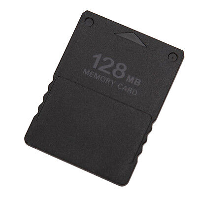 New 64MB 128MB Memory Card For Sony PlayStation 2 PS2 Slim Console Data Stick WE