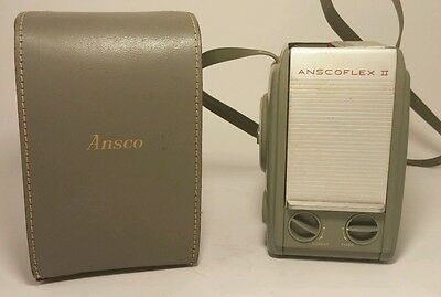 Anscoflex II TLR Toy Camera, VINTAGE, Collectable
