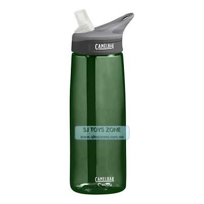 CamelBak Eddy 0.75L Everyday Water Bottle Spill Proof Easy to Carry - Hunter
