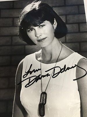 Ellen Burstyn Dana Delaney Auto Leaf Cut Signature Edition Dual ...