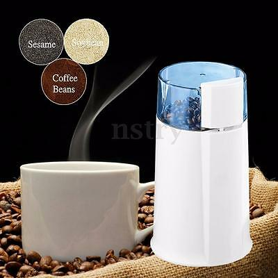 Electric Herbs/Spices/Nuts/Coffee Bean Mill Blade Grinder Grinding Machine AU