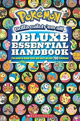 Pokemon: Mega Essential Handbook - Book by Cris Silvestri (Paperback, 2015)