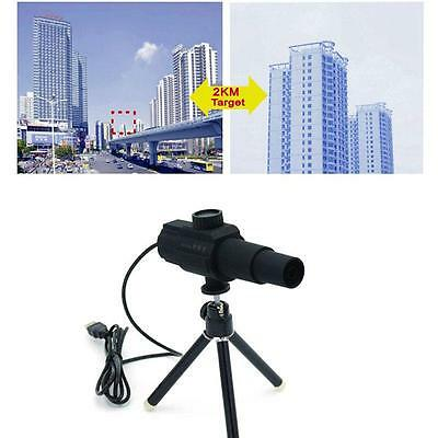 High Quality W110 70 Times Zooming 2MP Smart Digital Telescope DV for Monitoring