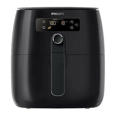 Philips Airfryer Turbostar Hd9645/90 Avance Collection Heissluftfritteuse 1425W