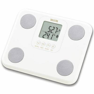 Tanita BC730W White Innerscan Body Composition Monitor Scale