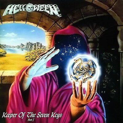 HELLOWEEN Keeper of the Seven Keys (Part 1 I One) Vinyl LP 2015 NEW & SEALED