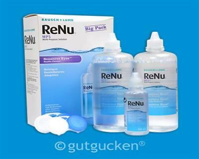 ReNu MPS Big Box - 2x 360ml / 60ml / 2x Behälter