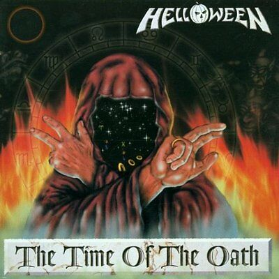 HELLOWEEN The Time Of The Oath 180gm Vinyl LP 2015 (12 Tracks) NEW & SEALED