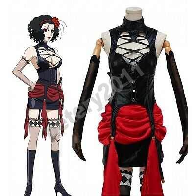 Custom-made Kuroshitsuji Black Butler Book of Circus Beast Cosplay Costume