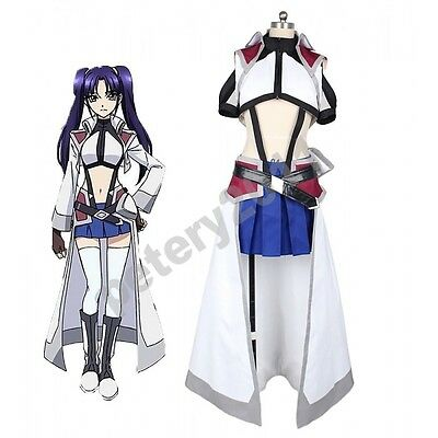 Custom-made CROSS ANGE Salia Cosplay Costume Dress Halloween Clothes
