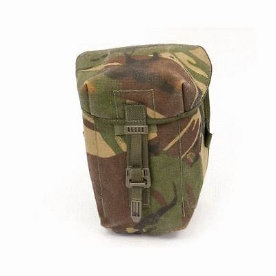 New OR used British army surplus DPM water bottle pouch PLCE 58 pattern GENUINE