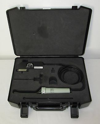 BK B&K B-K Type 8557 5-7.5 MHz Ultrasonic Ultrasound Transducer With Case