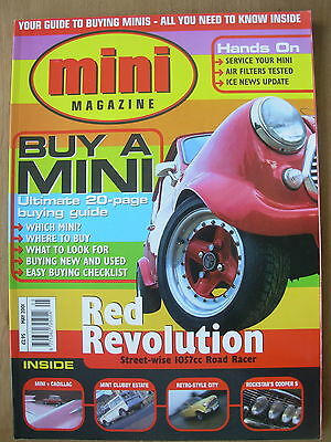 Mini Magazine May 2001 Includes 20 Page Buying Guide